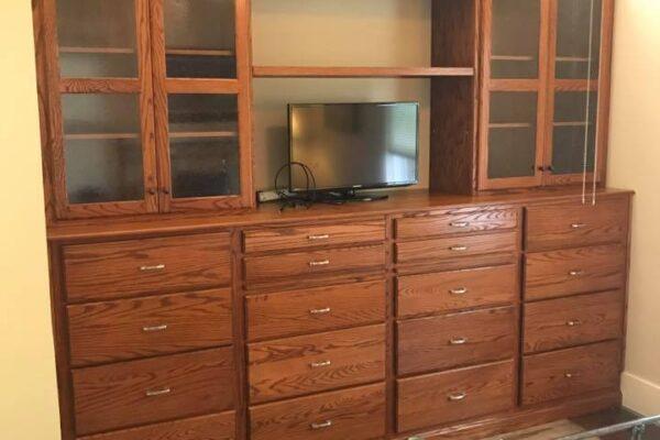 Closets & Custom Storage